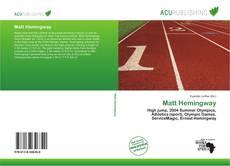 Bookcover of Matt Hemingway