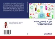 Capa do livro de Chemical Synthesis of SDG and Evaluation of its Biological Potencies