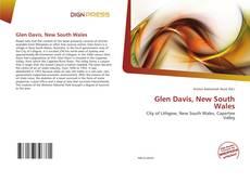 Обложка Glen Davis, New South Wales
