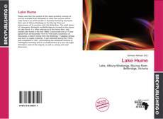 Borítókép a  Lake Hume - hoz