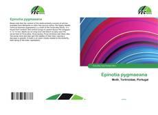 Buchcover von Epinotia pygmaeana