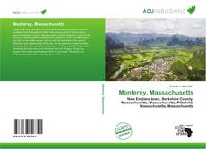 Bookcover of Monterey, Massachusetts