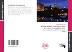 Buchcover von Colebrook, Connecticut