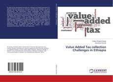 Capa do livro de Value Added Tax collection Challenges in Ethiopia