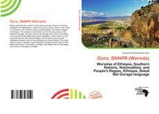 Portada del libro de Goro, SNNPR (Woreda)