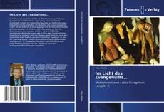 Buchcover von Im Licht des Evangeliums...