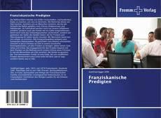 Buchcover von Franziskanische Predigten