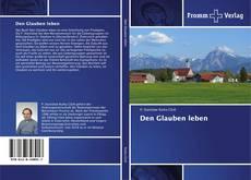 Buchcover von Den Glauben leben