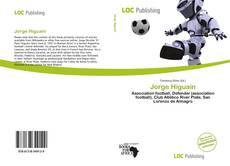 Jorge Higuaín kitap kapağı