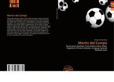 Bookcover of Martín del Campo