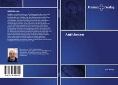 Buchcover von Antithesen