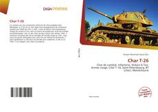 Bookcover of Char T-26