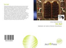 Bookcover of Ein Sof