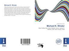 Copertina di Michael K. Winder