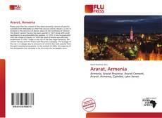 Bookcover of Ararat, Armenia