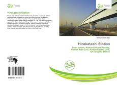 Bookcover of Hirakatashi Station