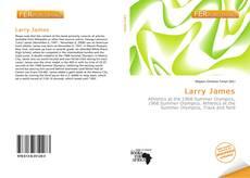 Capa do livro de Larry James