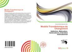 Portada del libro de Modèle Transthéorique de Changement