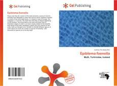 Bookcover of Epiblema foenella