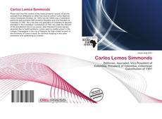 Bookcover of Carlos Lemos Simmonds