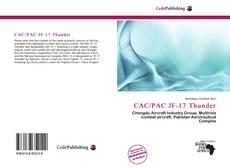 Обложка CAC/PAC JF-17 Thunder