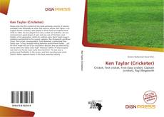 Bookcover of Ken Taylor (Cricketer)