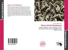 Capa do livro de Danu (Irish Goddess)