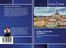 Buchcover von Froher Ernst des Glaubens