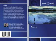 Bookcover of Wunder
