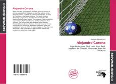 Bookcover of Alejandro Corona