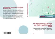 Bookcover of Championnat du Monde de Volley-ball Masculin 1982