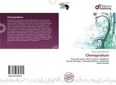 Chenopodium kitap kapağı