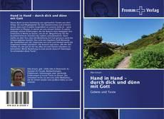Capa do livro de Hand in Hand - durch dick und dünn mit Gott