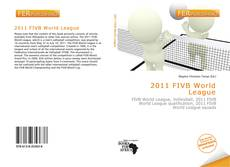 Bookcover of 2011 FIVB World League