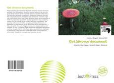 Portada del libro de Get (divorce document)