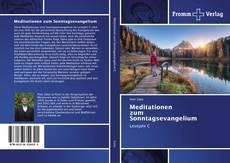 Capa do livro de Meditationen zum Sonntagsevangelium