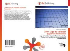 Portada del libro de 2011 Liga de Voleibol Superior Femenino