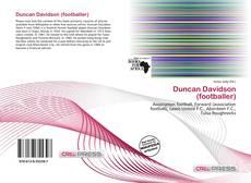 Copertina di Duncan Davidson (footballer)