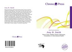 Bookcover of Amy B. Smith