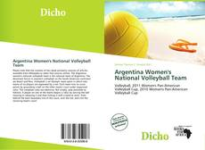 Bookcover of Argentina Women's National Volleyball Team