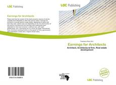 Buchcover von Earnings for Architects