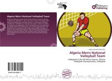 Copertina di Algeria Men's National Volleyball Team