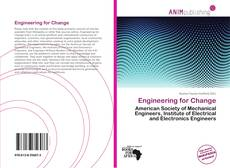 Engineering for Change的封面