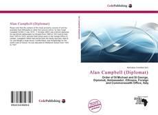 Borítókép a  Alan Campbell (Diplomat) - hoz