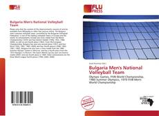 Couverture de Bulgaria Men's National Volleyball Team