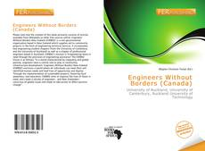 Bookcover of Engineers Without Borders (Canada)
