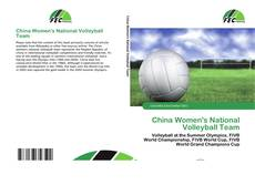 Couverture de China Women's National Volleyball Team