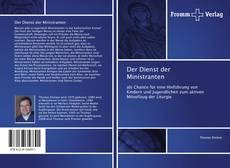 Bookcover of Der Dienst der Ministranten