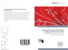 Bookcover of Championnat du Monde de Volley-ball Féminin 1962