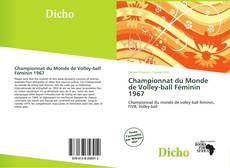 Bookcover of Championnat du Monde de Volley-ball Féminin 1967